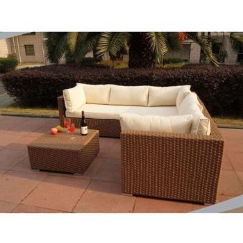 Balcón Muebles De Mimbre Patio Esquina Diseños Terraza De Mimbre Para El Jardín 3 Unidades Sofá Conjunto Buy Conjunto De Sofá De 3 Unidades Conjunto