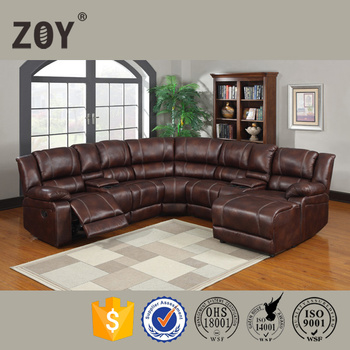 Modern Half Moon Sectional Sofa C Shaped Fabric Corner Set Zoy 9618a