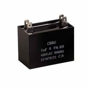 25/70/21 250v 400uf cbb60 split ac cd60 250v motor starting capacitor