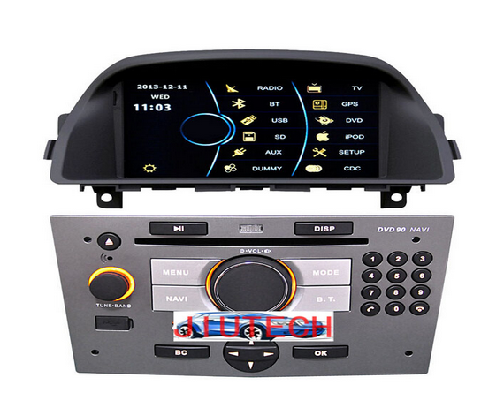 Car dvd player for Opel Antara GPS Satnav Navigation DVD Headunit Radio Multimedia with 3G wifi
