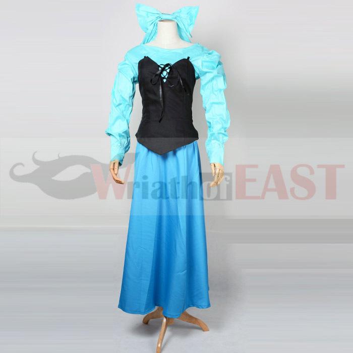 princess ariel costume Princess Ariel Dress Costume For Adults