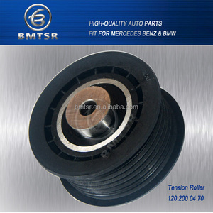 tensioner pulley M104 M120 engine parts