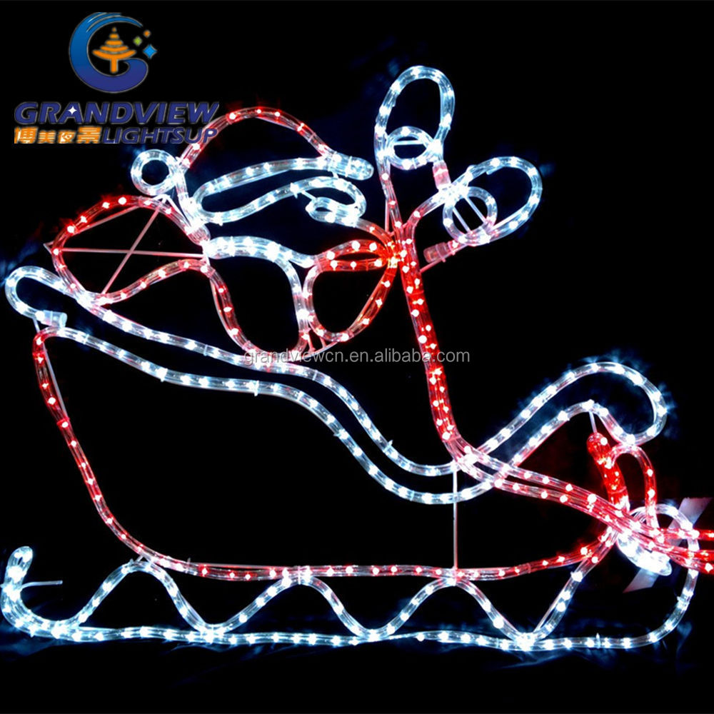 Blue Led Christmas Lights White Wire
