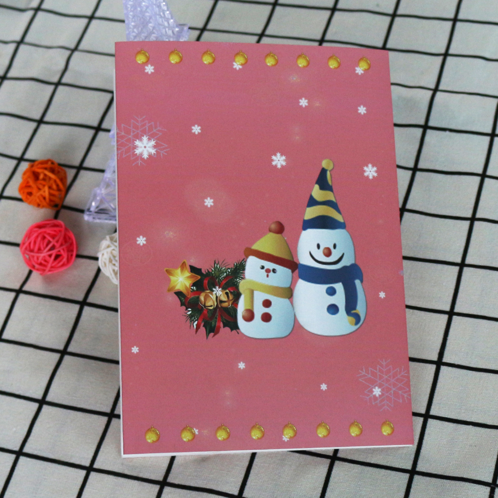 Programmable music card inserts recordable greeting card