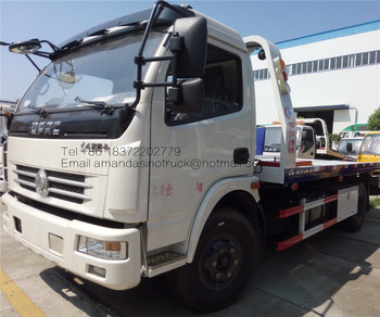 Used Wreckers Flatbed Tow Truck For Sale Philippines View Flatbed Tow Truck Clw Product Details From Chengli Special Automobile Co Ltd On Alibaba Com