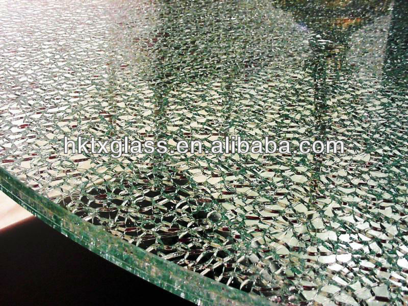 Crack Laminated Glass Table Top   Buy Crack Laminated Glass Table Top,Sandwich  Glass Tops,Make Laminate Table Top Product On Alibaba.com