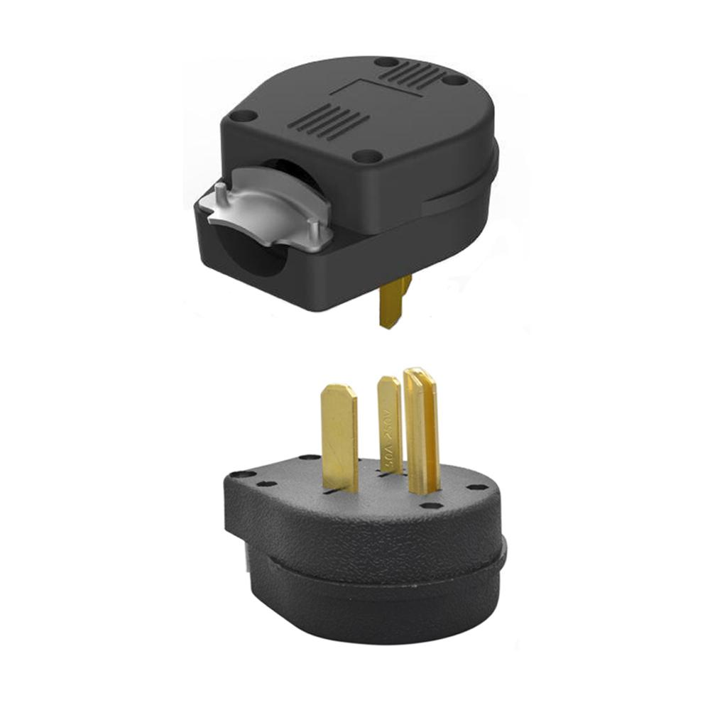 Heavy Duty Automotive Nema 6 50 Industrial Power 6 50p Thermoplastic Plug Connector View Male Plug Connector Yuadon Product Details From Guangzhou