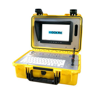 Big Screen Borehole Camera and Drilling Water Well Inspection Camera Price