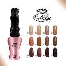 Free shipping Toffee series 6pcs FeiFan Gel Nail Polish 15ml 12 brown colors for choice