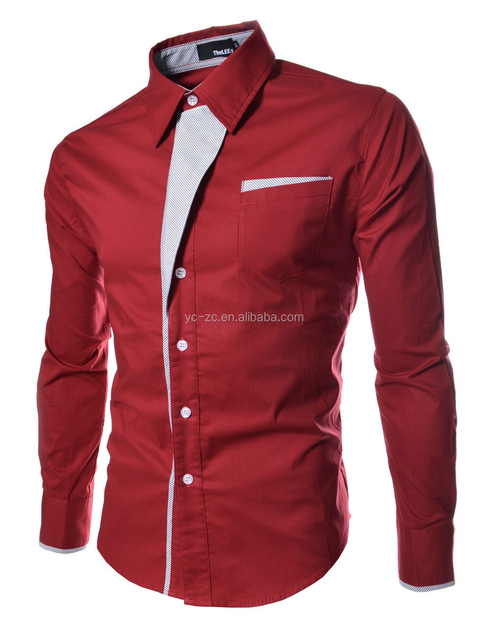 Shirt design of 2014 - 2015 New Design Best Quality Men Shirts 2014 Italian Design Buy Men Shirts 2014 Italian Design Men Shirts Cotton Fabric Men Shirt Cutting Product On
