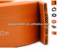 JK flat cable for elevator manufacturer/supplier/exporter in China with CE VDE Approved