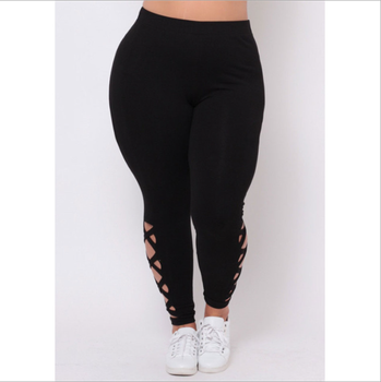 lx20271a plus size damenhose frauen leggings casual hosen