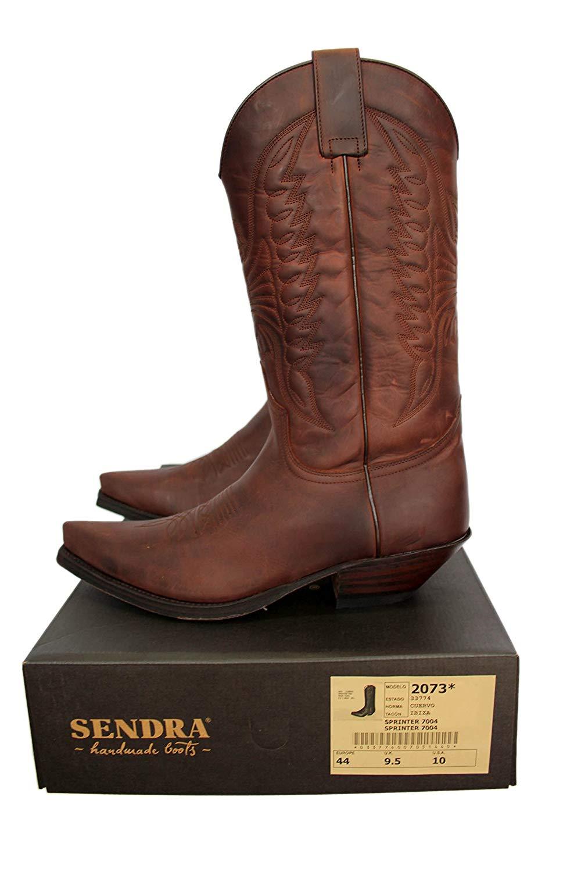 2065e87a0e0 sendra boots style 2073 black leather western