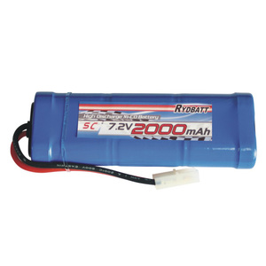 7.2v nicd rechargeable battery Nickle cadmium sc1500 2000mah ni cd Battery Pack