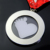 Wholesale Customized Metal Plastic Crystal Glass Medals For Souvenir Gift