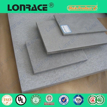 Fibre Cement Board Waterproof 12mm Non Asbestos Fiber