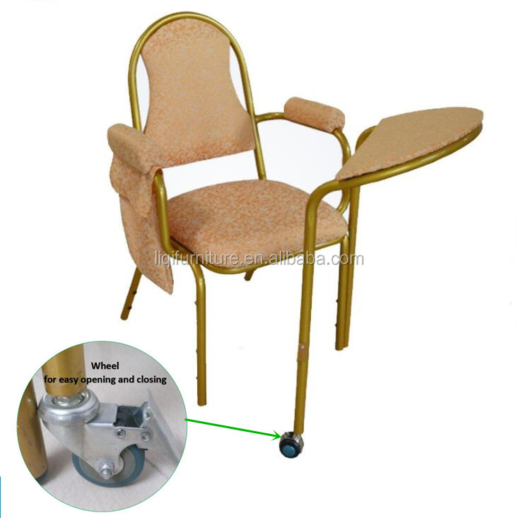 Cheap Price Worship Muslim Prayer Chairs for Church Islamic Mosque and Auditorium