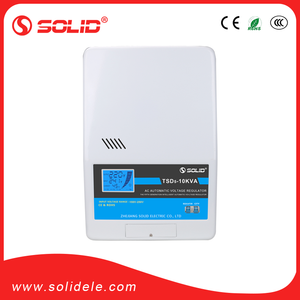 Solid electric svc 10kVA servo stabilizer voltage