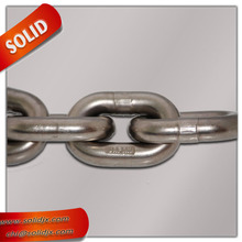 customized astm grade 80 lifting chain in factory
