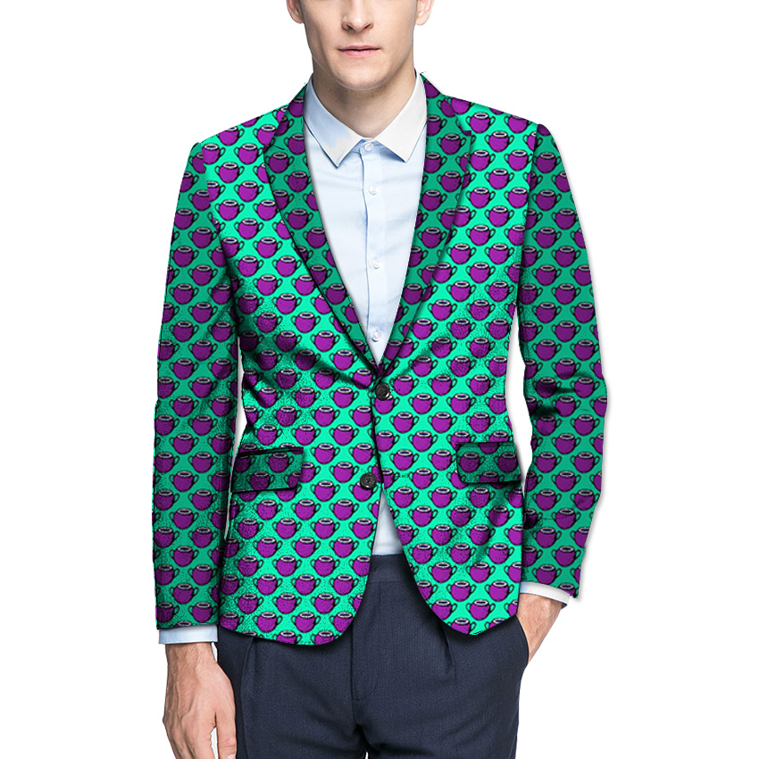 Men's blazers are no longer exclusively for formal moments. Discover original textures, prints and details. Choose a dark colored piece for the office and keep the trendiest pieces for special occasions. Incorporate a blazer into your casual looks and add a touch of class to your day to day. NEW.