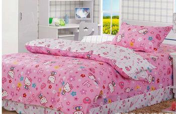 Fonkelnieuw Hello Kitty Bedding Set,Hello Kitty Bed OK-48