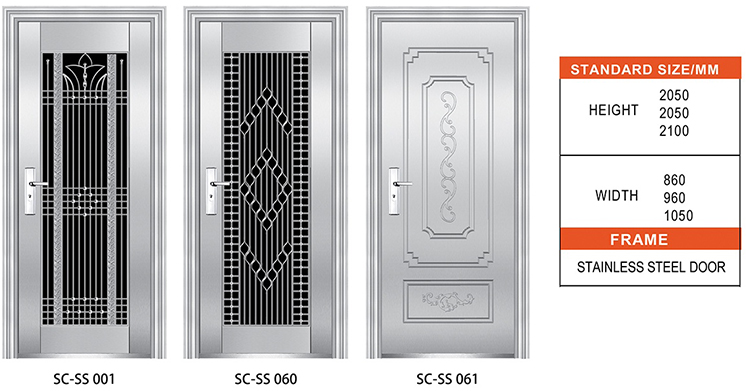 High Grade Commercial Stainless Steel Safety Grill Door Design Malaysia  Prices - Buy Stainless Steel Grill Door High Quality Stainless Steel Door