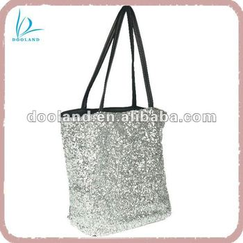 Stylish Lady Fasion Sequin Beach Bag - Buy Sequin Beach Bag,Sequin ...