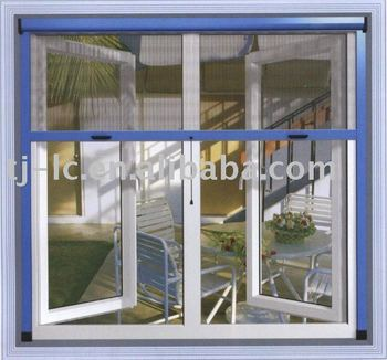 Insect Screen For Window Diy Roller Mosquito Screen For