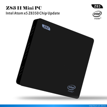 Orijinal Z83II akıllı Mini PC <span class=keywords><strong>Tv</strong></span> Kutusu Intel Z8350 Çift Sistemi Windows 10 2 GB DDR3 32 GB Bluetooth <span class=keywords><strong>TV</strong></span> <span class=keywords><strong>KUTU</strong></span>
