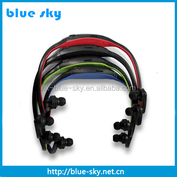 Fashion Sport earphone oem mp3 player free mp3 music downloads