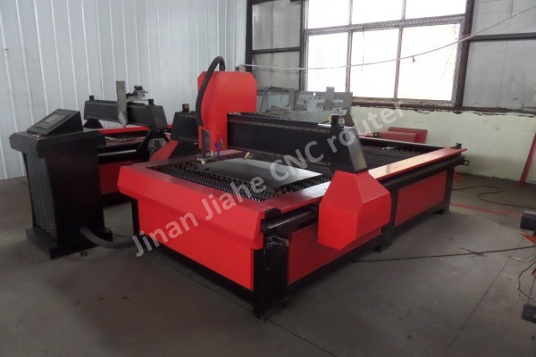 Chinese power supply 1325 plasma metal cutting cnc machine