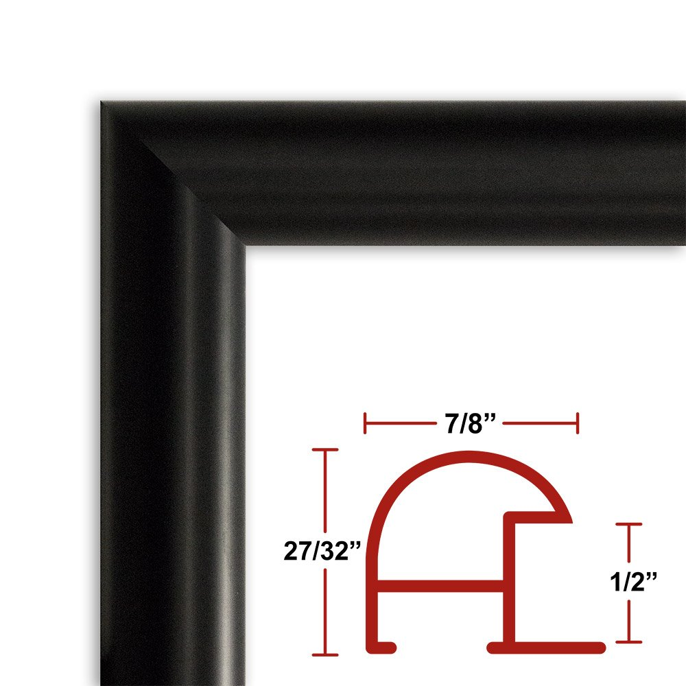 Cheap 30 x 10 frame find 30 x 10 frame deals on line at alibaba get quotations 30 x 40 satin black poster frame profile 16 custom size picture frame jeuxipadfo Gallery