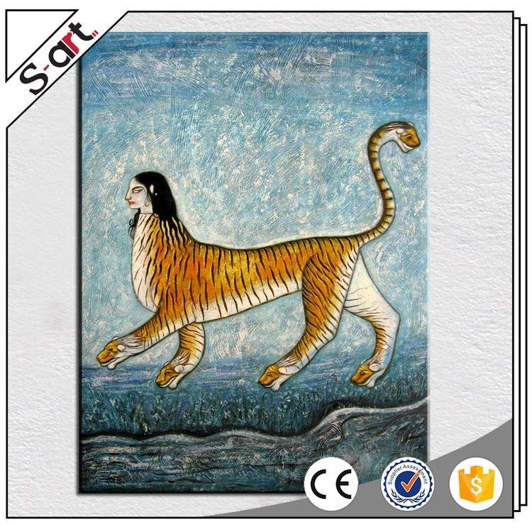 Kumpulan Koleksi Gambar Lukisan Cat Air Hewan Gratis Terbaik
