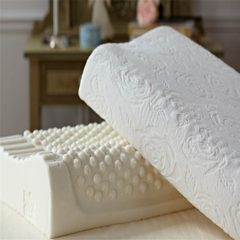 Breathable Soft Sex Natural Wedge Memory Foam Latex Pillow