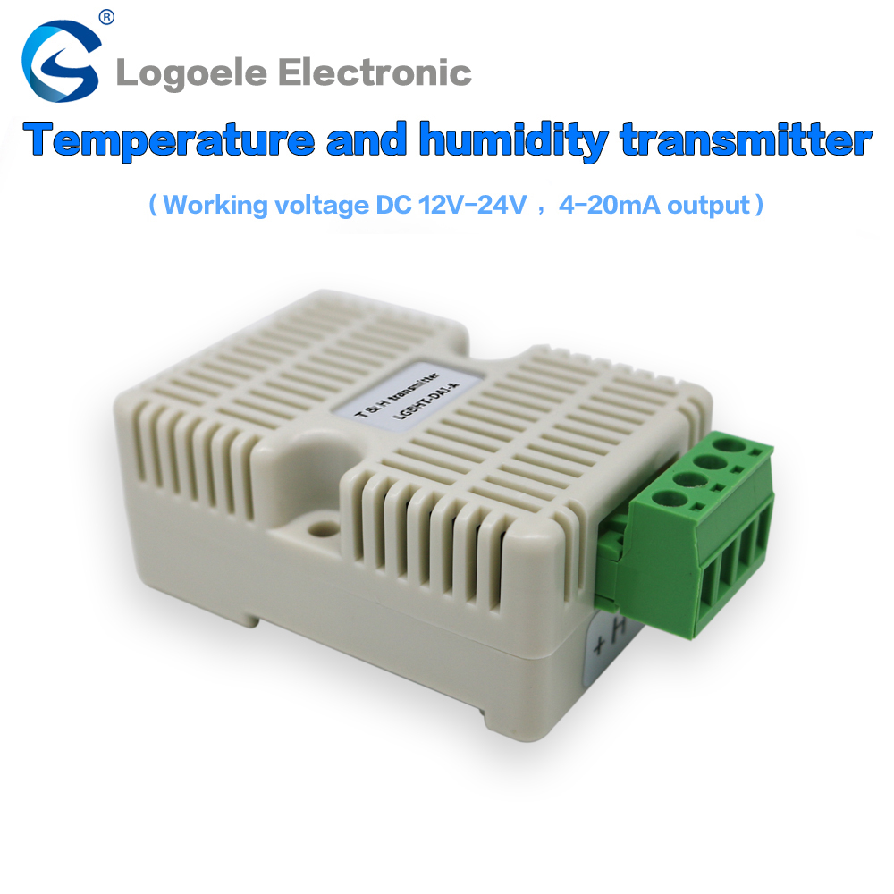 Temperature and humidity <strong>sensor</strong> SHT10 temperature and humidity transmitter output 4-20mA