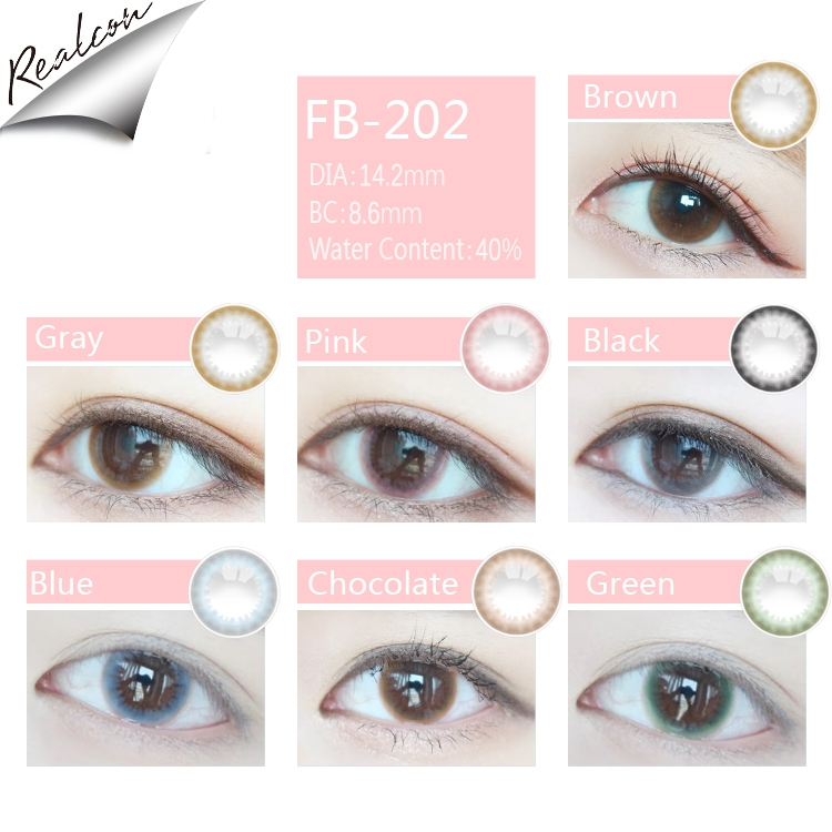 Eyewear Cheap Colored Contacts Lenses