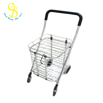2faf8393815d China Wholesale 4 Wheels Elderly Aluminum Climbing Stair Grocery Foldable  Shopping Cart Trolley,Cover St-607 - Buy Shopping Cart 4 Wheels,Folding ...