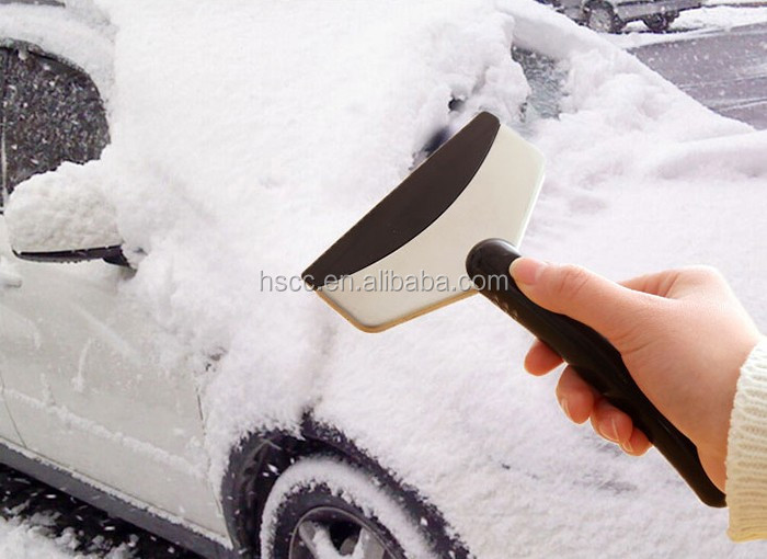 Snow ice removal scraper cleaning tools for car