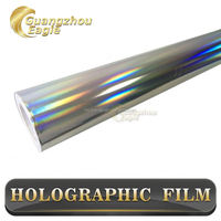 China Wholesale Market Agents 1.4X25Meter Stretchable Holographic Film For Printing