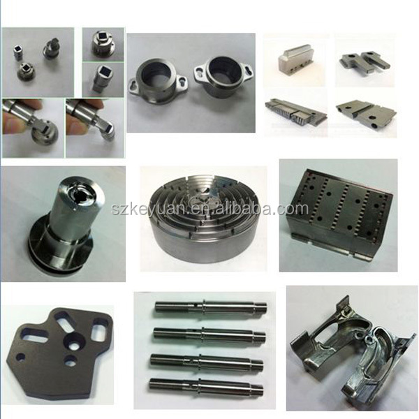 Hot sale good quality cnc machining mobile phone spare parts