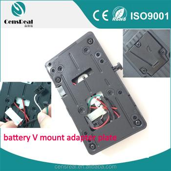 Best V Mount Battery Adaptor Plate For Sony Hdcam/xdcam Camcorder - Buy  Best V Mount Battery Adaptor,V Mount Battery Adaptor,Adaptor Plate For Sony