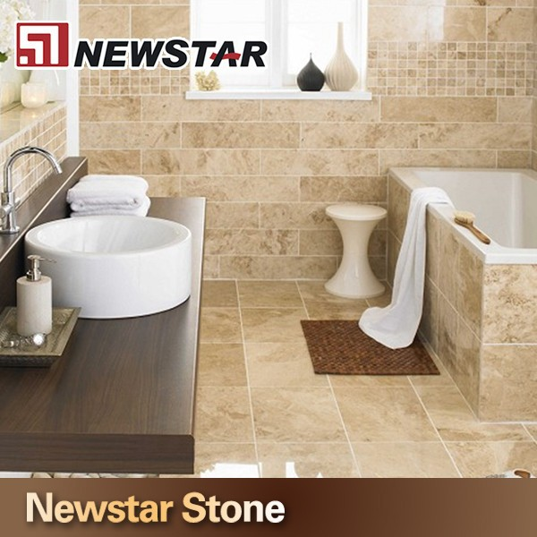 Newstar Beige pierres travertin pour Tile