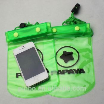 Pvc Waterproof Android Mobile Phone