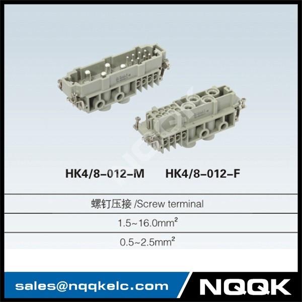 3 OEM HK 4pin 8pin part screw terminal heavy duty connector.jpg