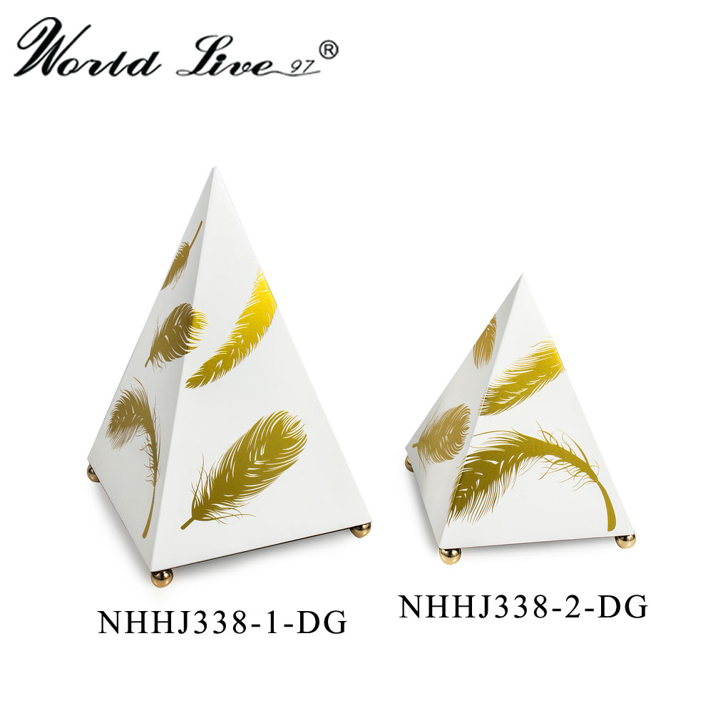 NHHJ338 Newest home and hotel decorative metal MDF craft