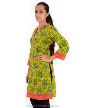 Mooie Kleding Dames.Mode Dames Mooie Kleding India Groene Kurti Kurta Buy Laatste Mode