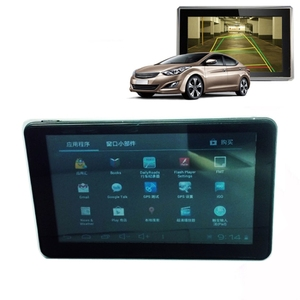7.0 inch TFT Touch-screen Car GPS Navigator