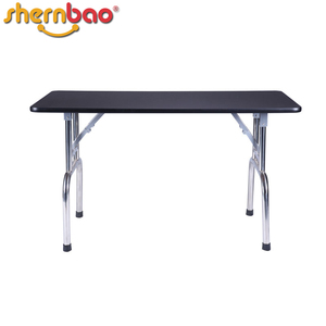 FT-813 Shernbao famous plastic folding grooming table