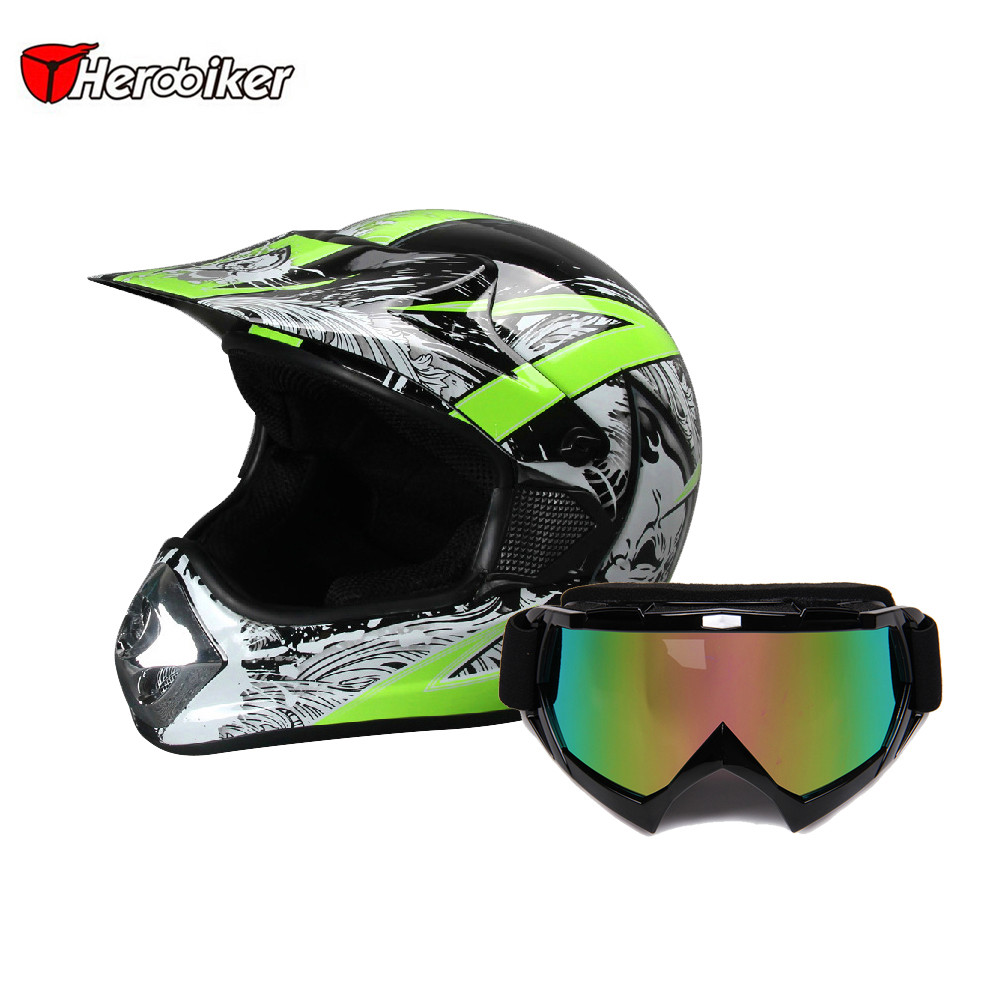 Get Quotations HELMO Full Face Motorcycle Racing Helmet Capacete Motocross Moto Vintage Helmets CR 01