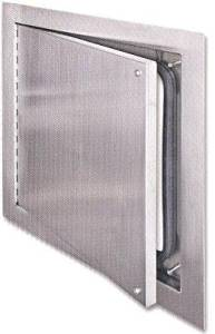 Acudor ADWT Airtight/Watertight Flush Access Door 24 x 36 Stainless Steel